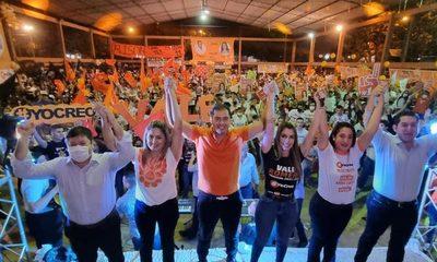 """Impresionante la convocatoria de """"Yo Creo"""" en el barrio Remansito – Diario TNPRESS"""