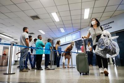Vuelos directos Miami-Paraguay fueron suspendidos temporalmente