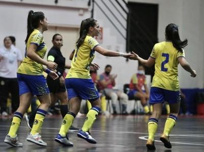 En marcha el Campeonato Femenino de Futsal