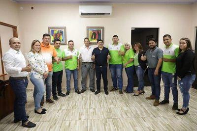 Rojas Borja suma otro partido en apoyo a su candidatura
