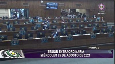 Diputados sancionó la ley de consolidación económica
