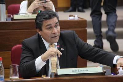 """""""Hay que reconocer que Efraín Alegre como administrador es un desastre"""", afirmó Lanzoni"""