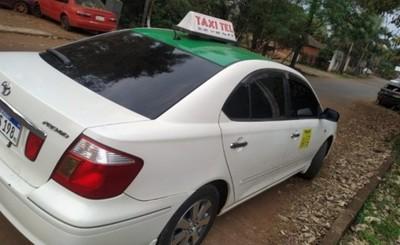 Cae taxista que habría hurtado en local de UPE