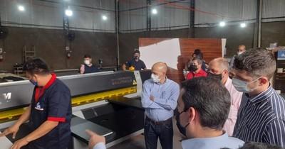 La Nación / Centro de Apoyo al Emprendedor será habilitado en Alto Paraná