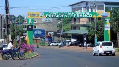 Pese a antecedentes, persiste puja territorial entre CDE y Pdte.  Franco