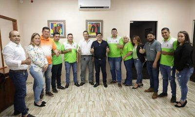 Rojas Borja suma otro partido en apoyo a su candidatura a la intendencia de C. del Este – Diario TNPRESS