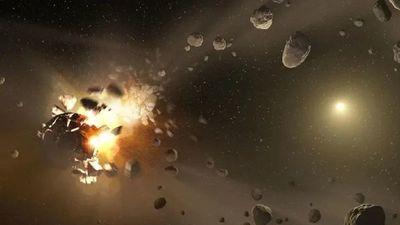 La NASA explorará asteroides y enviará una cápsula del tiempo