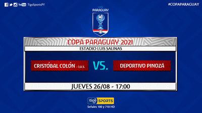 La acción de la Copa Paraguay va a Itauguá