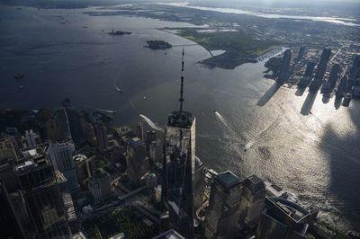 ¿Qué simboliza el One World Trade Center para los neoyorquinos?