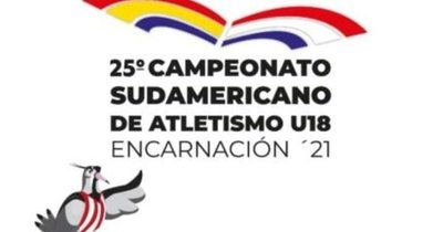 La Nación / Campeonato Sudamericano de Atletismo U18: estudiante de la UNAE creó logo y mascota para la competencia