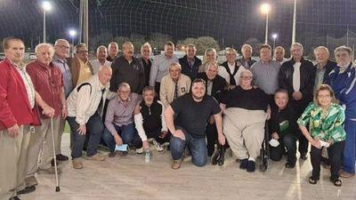 La dirigencia de Olimpia se reúne con socios vitalicios