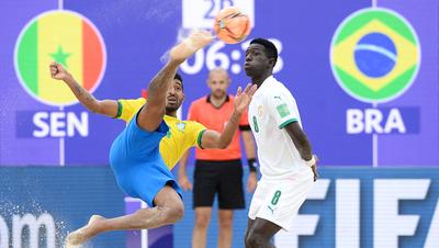Senegal avanza a semifinales tras dejar en el camino a Brasil