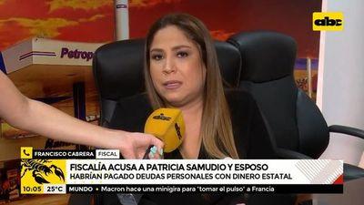 Extitular de Petropar y su esposo suspenden preliminar con chicana