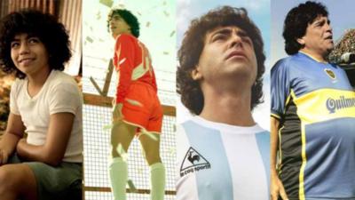 """""""Maradona, el sueño bendito"""""""