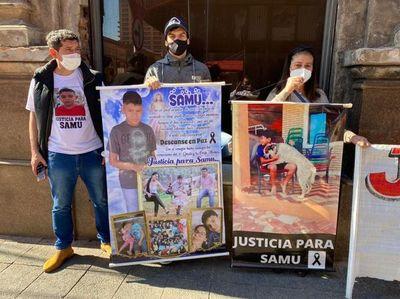Papá de Samuelito murió esperando justicia por su hijo