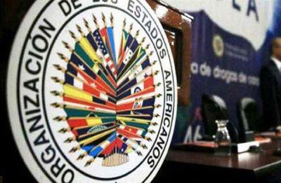 Solo tres países respaldaron la posición de Bolivia ante la OEA