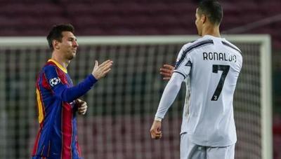 De confirmarse su llegada al City, CR7 se enfrentará al PSG de Messi en Champions