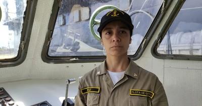 La Nación / Asumirá la primera comandante de un buque en Paraguay