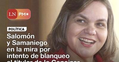 La Nación / LN PM: Las noticias más relevantes de la siesta del 26 de agosto