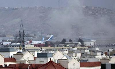 Se registró una tercera explosión cerca del aeropuerto de Kabul y reportan que habría al menos 60 muertos – Prensa 5