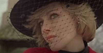"""Revelan el primer tráiler de """"Spencer"""" con Kristen Stewart como Lady Di"""