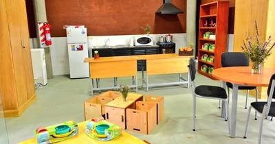 La Nación / Santa Rita dispone de espacio para la primera infancia