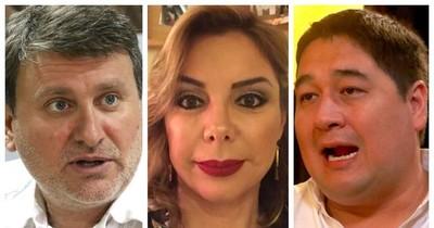 La Nación / Esposa del presidente de Petropar se convierte en jefa de campaña de Nakayama