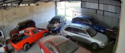 Crimen de mecánico; Van cayendo implicados – Prensa 5