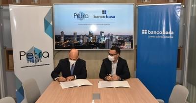 La Nación / Basa y Petra Emprendimientos firman alianza para financiar viviendas