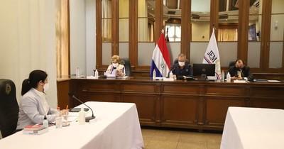 La Nación / Senado sanciona ley del JEM con el que busca transparentar sus acciones