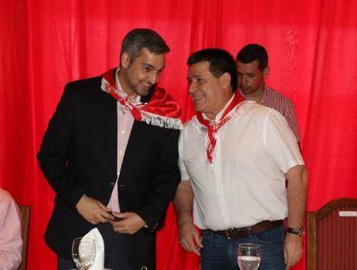 Reunión entre Marito y Cartes sería en Coronel Oviedo en setiembre, dice Ovelar