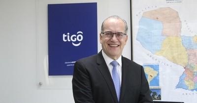 """La Nación / Mano a mano LN con Carlos Blanco: """"La filosofía de Tigo es estar en todo lo que mueve al cliente"""""""