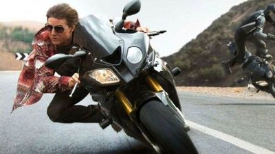 """Tom Cruise revela su maniobra """"más peligrosa"""" en Misión Imposible 7"""