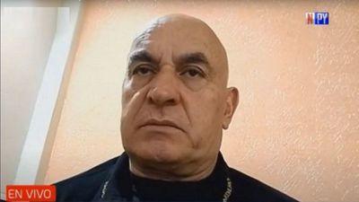 Presentan acusación contra bombero Rubén Valdez