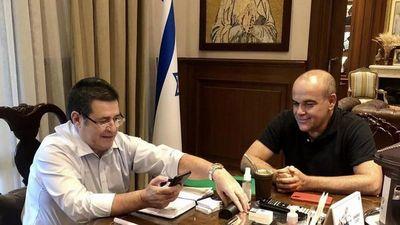 Bachi asegura apoyo de HC a hijo de Cachito Salomón
