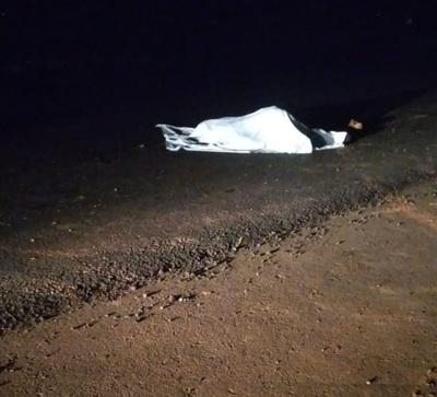 Motociclista muere en accidente de tránsito en Tacuara