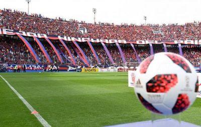 Cerro Porteño da a conocer precio de entradas ante Nacional