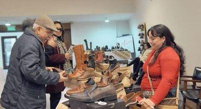 Expo Nacional de Calzados y Marroquinería se realiza en el Sheraton