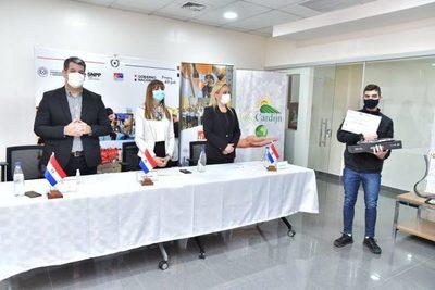 Ministerio de Trabajo capacitó a más de 300 personas de Central, Alto Paraná y Loma Plata
