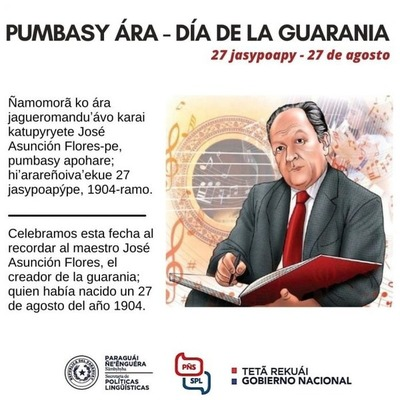 Día de la Guarania: símbolo de la identidad cultural paraguaya
