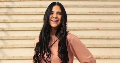 [VIDEO] Norita Rodríguez sigue marcando tendencia y ahora en el exterior