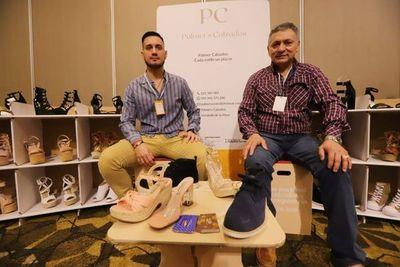 Realizan Expo Nacional de Calzado y Marroquinería en el Sheraton Asunción Hotel