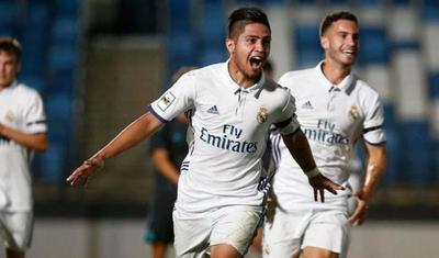 Sergio Díaz se desliga del Real Madrid y suena en un grande del continente