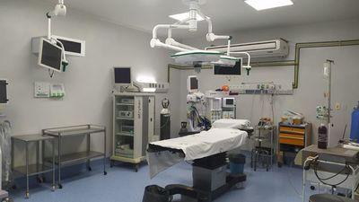 Culminaron obras en el Hospital Regional de Ayolas