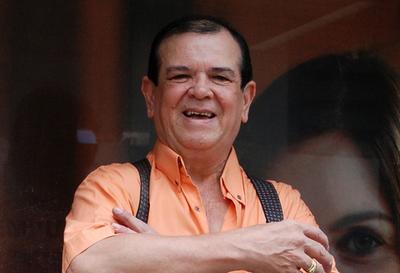 Falleció el humorista Carlitos Vera