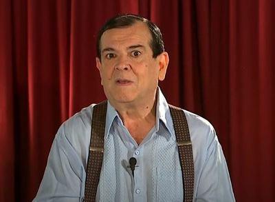 Fallece reconocido humorista paraguayo Carlitos Vera