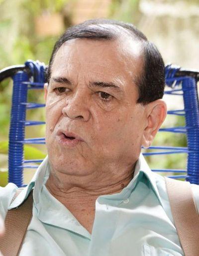 """""""Representó el humor de las familias paraguayas"""", dijo Luis D' Oliveira sobre fallecimiento de Carlitos Vera"""