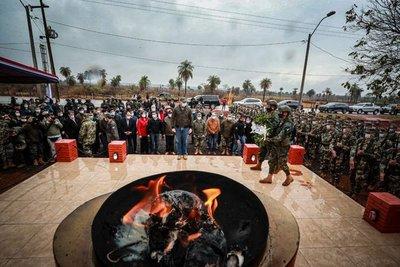 Recuerdan quinto aniversario de masacre de militares