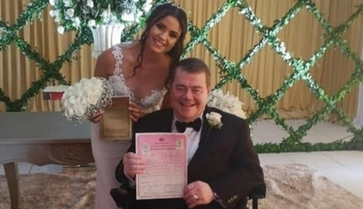 Friedmann confirmó su segunda luna de miel con Nancy Quintana