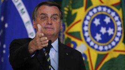 Bolsonaro llamó a la población a comprar fusiles